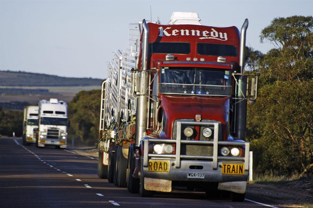 ROSI, Australia, Transport